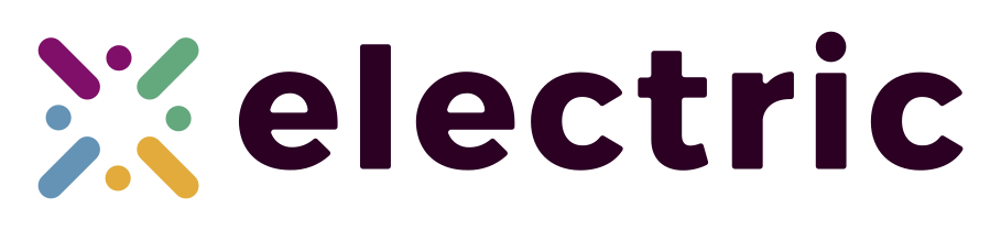 Logo da Electric